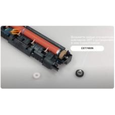 Новинка для Kyocera. Шестерня CET7493N с шарикоподшипником. Резинки роликов подачи/подхвата ADF