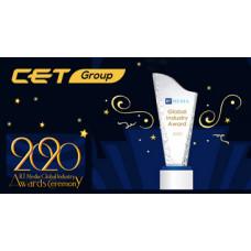 Компания CET Group признана лучшим поставщиком продукции для копировального сегмента